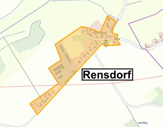 Nostorf - Rensdorf